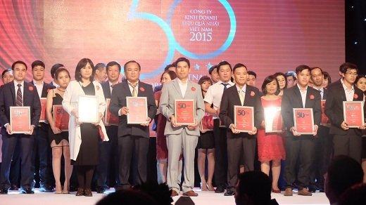 MWG Hai lần vào top 50 công ty niêm yết tốt nhất VN