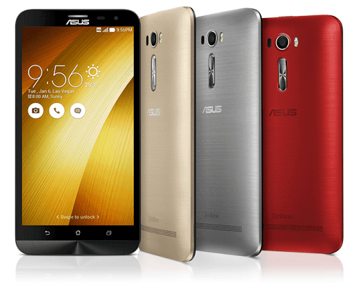 ZenFone 2 Laser 6.0 dành cho giải trí ra mắt tại VN