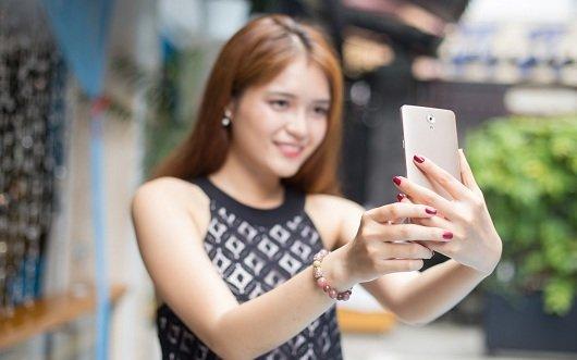 Coolpad Sky 3 selfie tự sướng chuyên nghiệp và đẳng cấp
