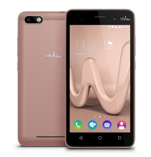 Wiko LENNY-3 gold-pink compo-1