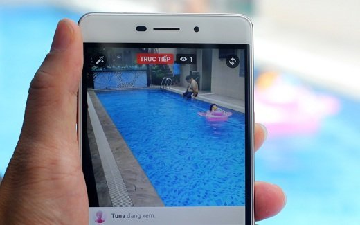 Coolpad Live stream