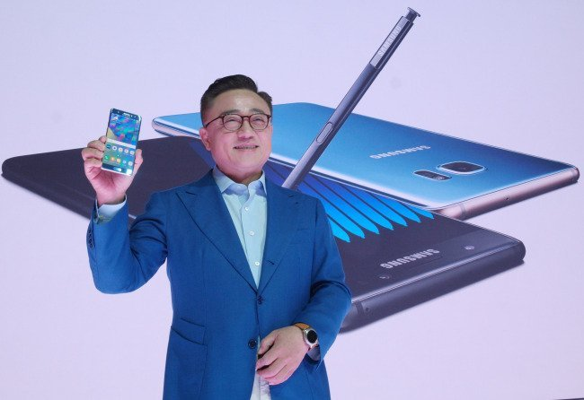 Galaxy-Note-7 launch