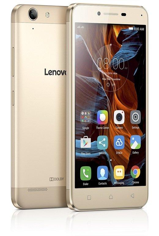 LenovoVIBEK5 Gold
