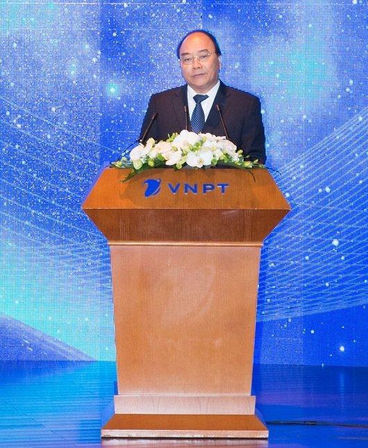 Thu tuong Nguyen Xuan Phuc