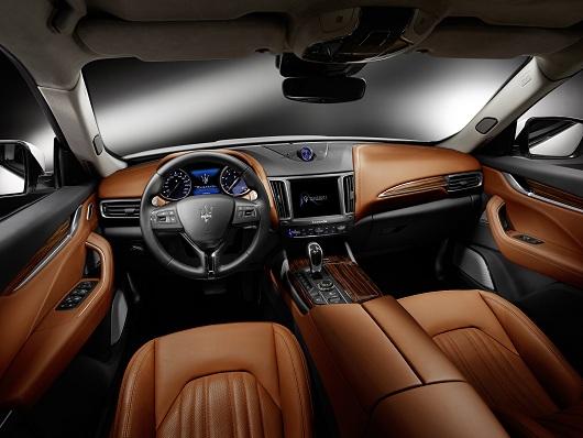 Maserati ra mắt dòng xe SUV Levante giá 499 tỷ đồng-1