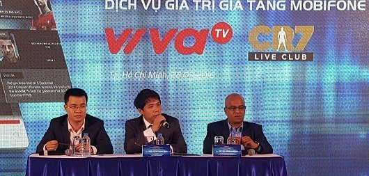 CR7 VivaTV MobiFone