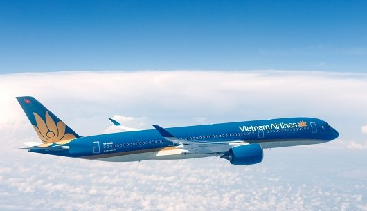 A350 XWB Vietnam Airlines in flight 3