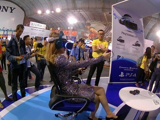 Sony Show 2016 game