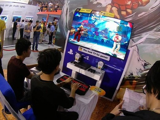 Sony Show 2016 game 2