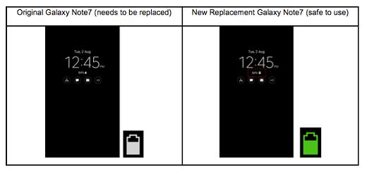 Samsung note 7 software update