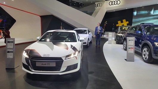 VIMS 2016 - Audi