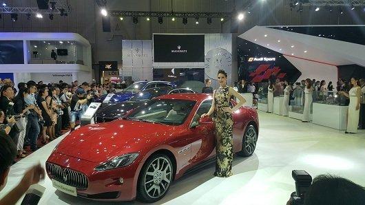VIMS 2016 - Maserati