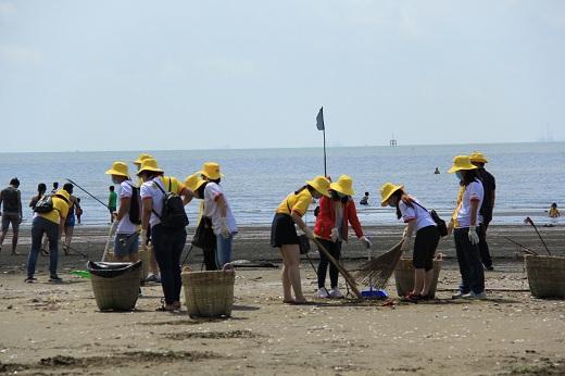 DHL hoạt động cộng đồng trong Ngày tình nguyện Toàn cầu