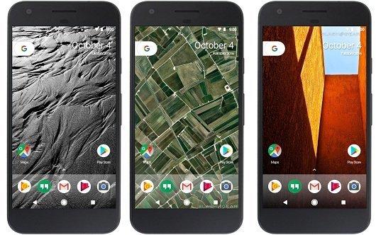 Google Pixel Pixel XL 7