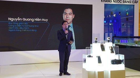 Samsung ra mắt Galaxy Studio và camera Samsung Gear 360
