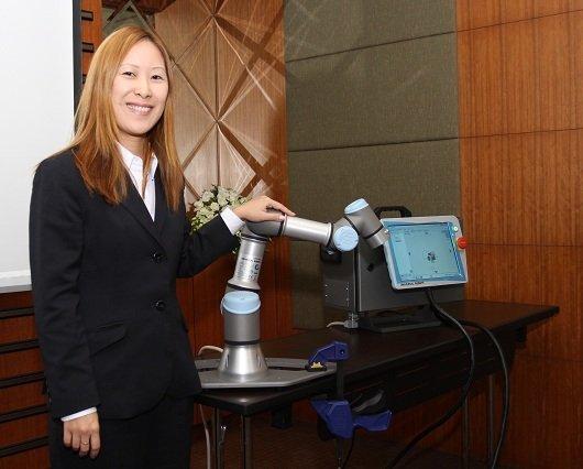 Shermine Gotfredsen TGD UniversalRobots