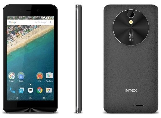 Intex Aqua Aura 2G