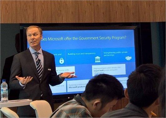 Microsoft ra mắt Trung tâm Minh bạch và Phòng chống tội phạm mạng