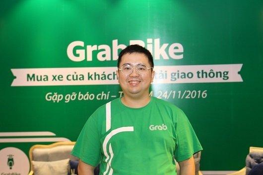 Ông Nguyễn Tuấn Anh Giám đốc Grab Việt Nam