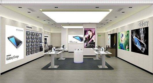 Samsung khai trương cửa hàng trải nghiệm lớn nhất Việt Nam
