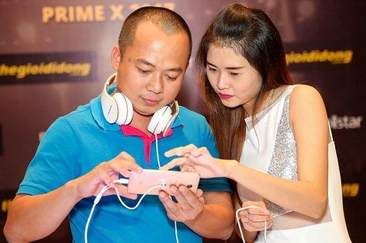 Mobiistar Prime X 2017 mở bán độc quyền tại TGDĐ với giá 399 triệu đồng
