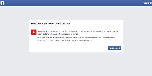 Kaspersky cảnh báo người dùng Facebook khi tài khoản có mã độc