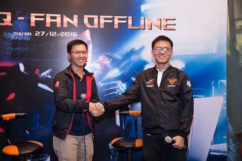 ROG hợp tác với các game thủ QTV thành lập đội tuyển Liên Minh Huyền Thoại