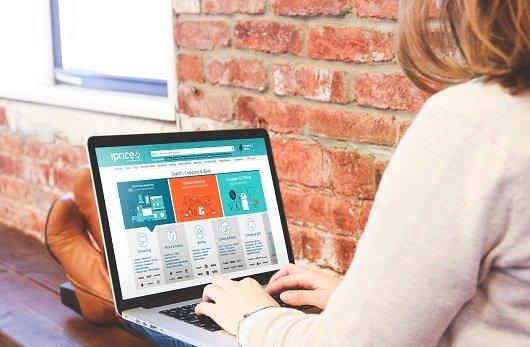 iprice-on-laptop