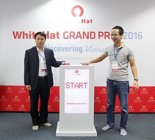 Khai mac WhiteHat Grand Prix 2016