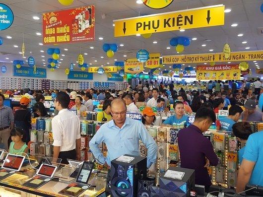 Khai trương cửa hàng Điện máy Xanh đầu tiên tại Phú Quốc