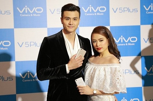 Vivo V5 Plus - Vinh Thuy - Hoang Thuy Linh 5