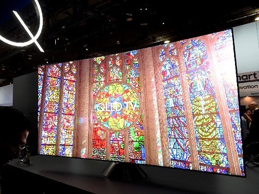 CES-2017-Samsung-unveils-QLED-TV-Highlight