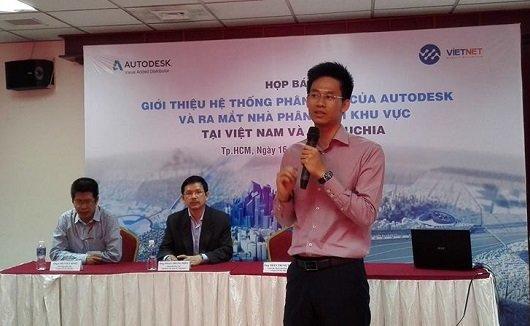 Việt Nét phân phối Autodesk tại Việt Nam và Campuchia