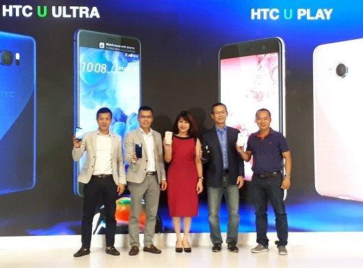 HTC U Ultra U Play