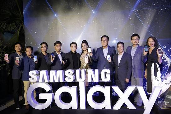 Samsung A Series 2017 2