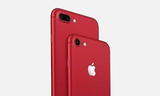 iphone7 7 plus red