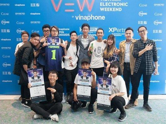 VNPT VinaPhone tổ chức Giải thưởng âm nhạc điện tử cho DJ