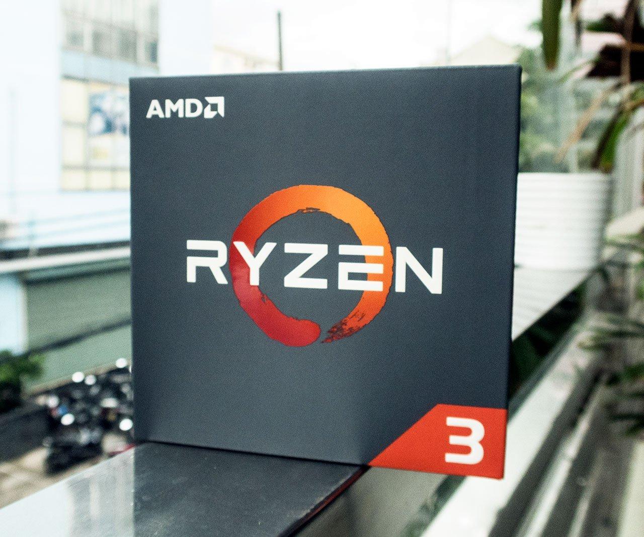 Lúc 9 giờ tối ngày hôm qua (27/7/2017), AMD đã chính thức ra mắt dòng vi xử  lý cho phân khúc phổ thông là Ryzen 3, chính thức tuyên chiến với Core i3  của ...