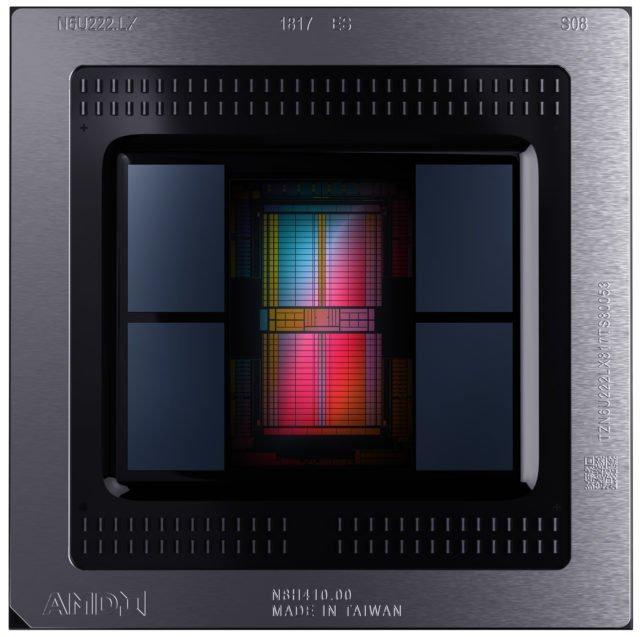 AMD ra mắt GPU 7nm đầu tiên trên thế giới - 252306