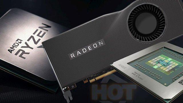 Giá bán AMD Ryzen thế hệ 3 và card đồ họa Radeon RX 5700 series tại Việt Nam - 268443